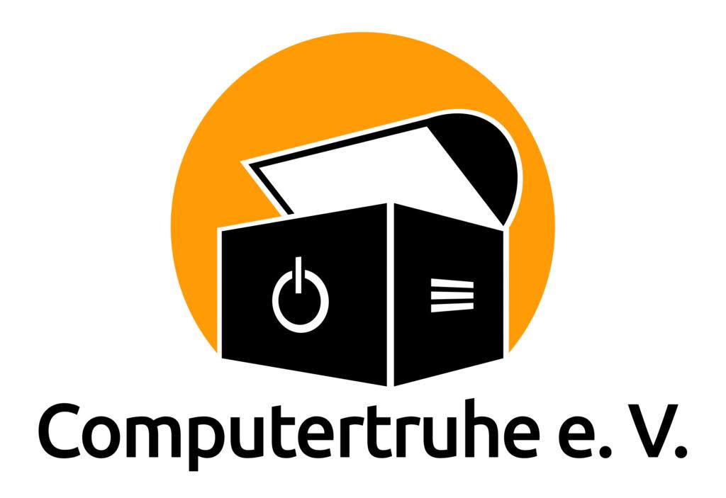 "Logo ""Computertruhe e. V."""